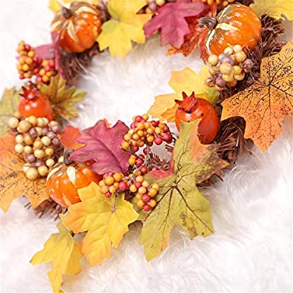 S-tubit-Fallen-Sie-Haustr-Kranz-Krbis-Pine-Cone-Maple-Leaf-Kranz-Halloween-Thanksgiving-Weihnachten-Lieferungen-Carefully