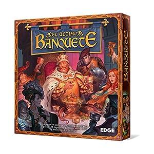 Edge Entertainment - El último Banquete, Juego de Cartas (EDGHB07)