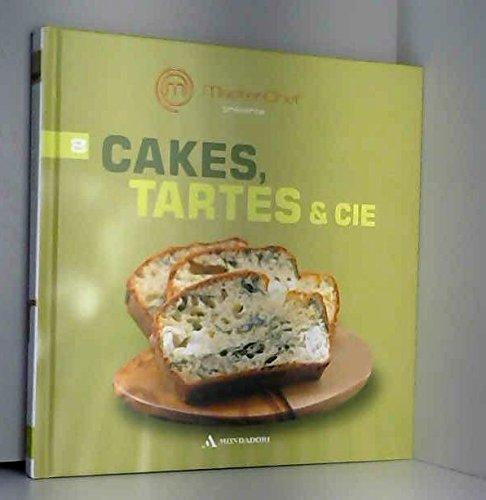 COLLECTION MasterChef Présente VOL.8 / CAKES, TARTES & CIE