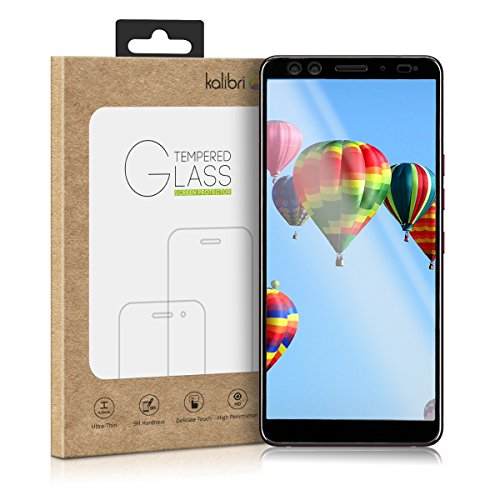 kalibri-HTC-U12-U12-Plus-Folie-3D-Glas-Handy-Schutzfolie-fr-HTC-U12-U12-Plus-Auch-fr-gewlbtes-Display