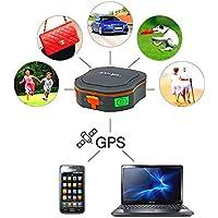 TKSTAR mini etanche impermeable GPS Tracker GSM Systeme de suivi AGPS pour enfant / vieux /pets/voiture