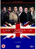 Law & Order: UK - Series 7 [DVD] [2013]