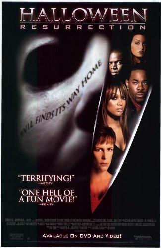 Halloween: Resurrection Plakat Movie Poster (11 x 17 Inches - 28cm x 44cm) (2002) C