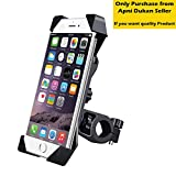 #4: Universal Bike Holder 360 Degree Rotating Bicycle Holder Motorcycle cell phone Cradle Mount Holder for All Size Mobile Phones