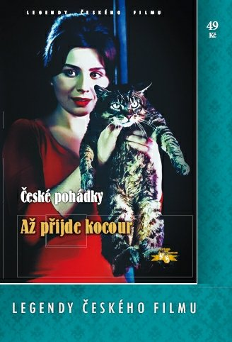 Az prijde kocour (When the Cat Comes) paper sleeve