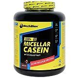MuscleBlaze 100% Micellar Casein (2Kg / 4.41lbs, Chocolate)