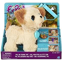 Fur Real Friends - Peluche Pax mi Perrito (Hasbro C2178EU4)