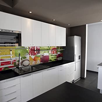 murando - Wand Bilder Deko Panel XXL 400x50 cm Vlies Tapete ...