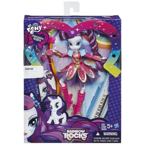 Hasbro 336723 My Little Pony Equestria Girls Haarstyling Puppe