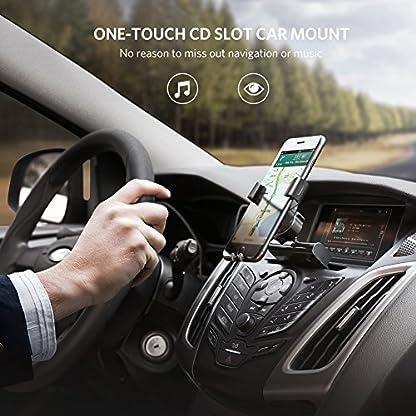 UGREEN-Auto-Halterung-CD-Schlitz-KFZ-Halter-Auto-Handy-Halter-KFZ-Halterung-kompatibel-mit-iPhone-XS-XS-XR-8plus-7plus-Samsung-Galaxy-S10-S9-S8-S7-S7edge-S6-S6-Edge-Galaxy-A5-2017-USW