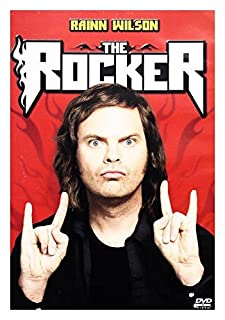 Rocker, The [Region 2] (English audio. English subtitles) by Rainn Wilson