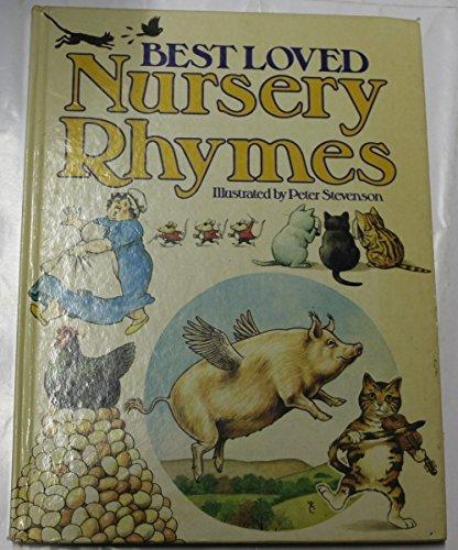 Best loved nursery rhymes