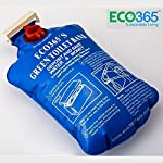 Easy to install- Do it Yourself. Why waste water when you can do the same task in less water. This Eco365 Green Toilet Bank saves water used in flushing toilets.The Toilet Bank stores minimum water that is required for flushing hence saving excess of...