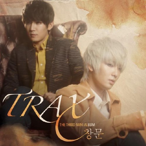 TRAX The 3rd Mini Album:窗 Blind(CD) (Blinds Mini)