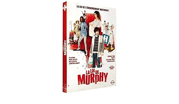 La Loi De Murphy Go Wrong New Murphys Law Anything Can Poster