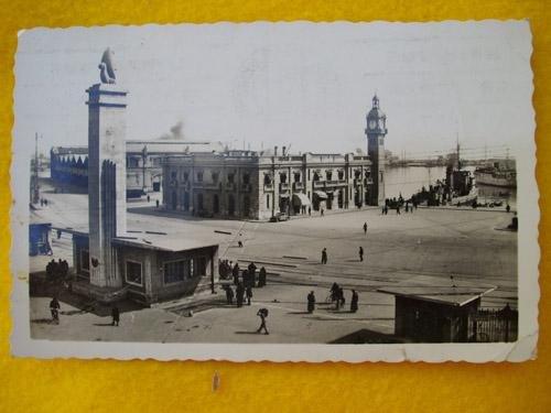 Antigua Postal - Old Postcard : El Puerto - VALENCIA