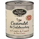 Raynal et Roquelaure cassoulet de Castelnaudary au canard 840g (Prix Par Unité) Envoi Rapide Et Soignée