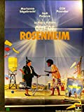 Out Of Rosenheim - Percy Adlon - Videoposter A1 84x60cm