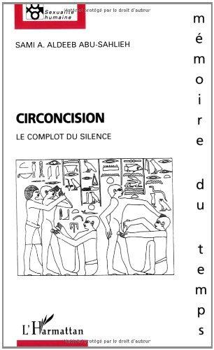 Circoncision. Le complot du silence