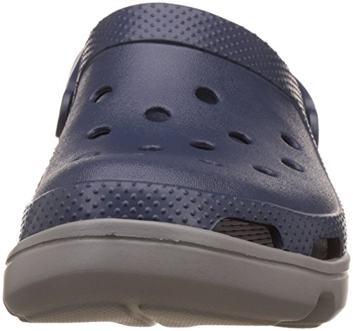 Crocs Duet Sport Clog Navy/Smoke