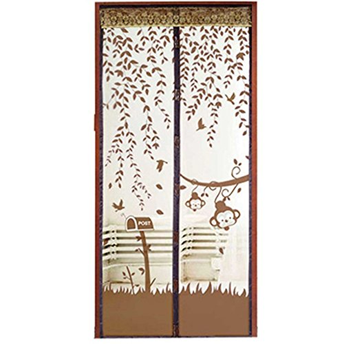 gemini-mallr-magnetic-flying-insect-door-screen-mesh-curtain-mosquito-net-100cm-x-210cm-brown