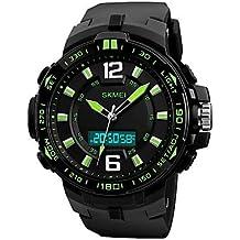 Sports Watches Relojes de Hombre Hombre Niños Reloj de Moda Reloj Deportivo Reloj Casual Chino Cuerda