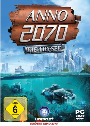 Ubisoft ANNO 2070: Die Tiefsee (Add - On) - [PC]
