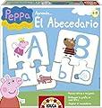 Educa-Borrás 15652 - Peppa Pig aprendo el abecedario, juego educativo por Educa-Borrás