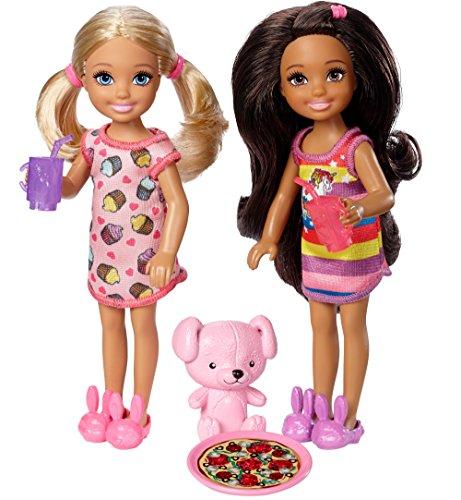 Barbie DYL41 - Chelsea 2er-Pack Geburtstagsparty