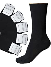 Schaufenberger Business Socken für Herren, schwarz, 5 Paar