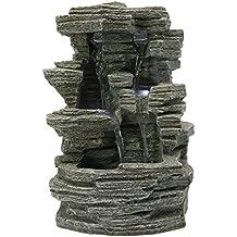 zen luz scf 150 fontana gran can piedra 19 x 16 x 28