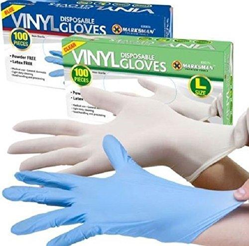 marksman-powder-free-vinyl-disposable-gloves-medium-pack-of-100-x
