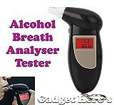 Gadget Hero's Alcohol Breathalyzer Teste...