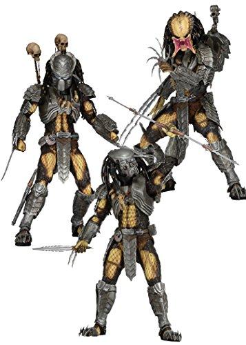Vs Predator Aliens Kostüm (Predator / 7-Zoll-Action-Figur-Serie 14 AVP Alien vs Predator: Set von 3 [Japan)