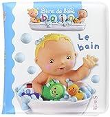 L'imagerie des bébés bain - Le bain