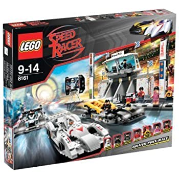 LEGO - 8159 - Speed Racers - Jeux de construction - Racer