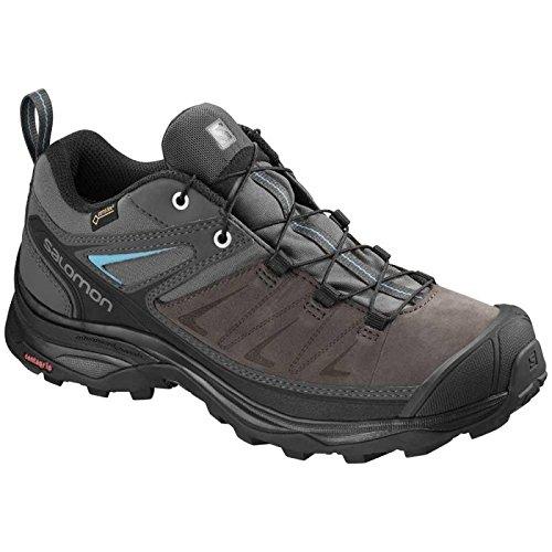 Salomon X Ultra 3 LTR GTX Shoes Women Magnet/Phantom/Bluebird Schuhgröße UK 8 | EU 42 2018 Schuhe