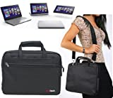 Navitech Laptop Bag Schwarz SONY Vaio Fit 11