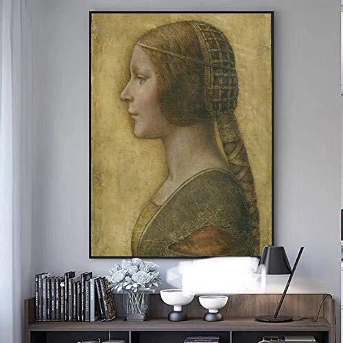 Maler Kunst Ölgemälde Leinwanddruck Rahmenloses Gemälde 20x30cm