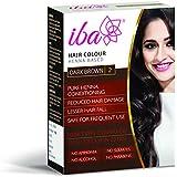 Iba Halal Care Hair Color, Dark Brown, 60g