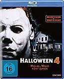 Halloween 4 - Michael Myers kehrt zurück - Ungekürzte Fassung [Blu-ray]