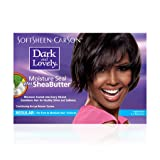Dark & Lovely - No-Lye Conditioning Relaxer System - Regular Glättungscreme