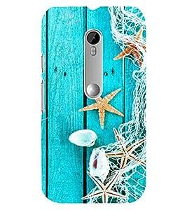 Mental Mind 3D Printed Plastic Back Cover For Motorola 3DMOTOG3-G8330