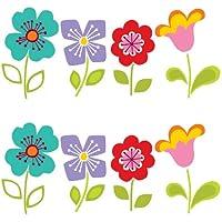 Wallpops Petals Self Adhesive Decorative Blox preiswert