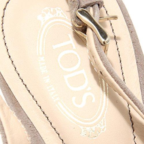 42760 sandalo TODS scarpa donna shoes women TOD'S Beige
