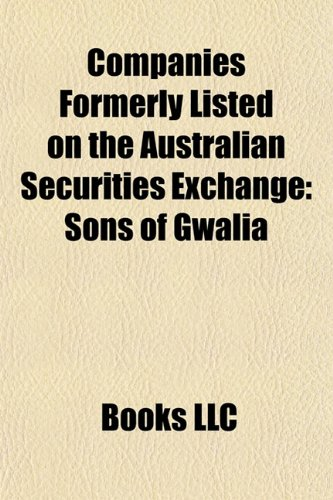 companies-formerly-listed-on-the-australian-securities-exchange