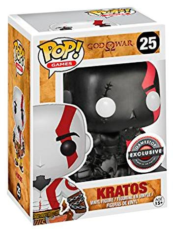 Funko 599386031 - Figura God of War - Kratos ed. Limitada