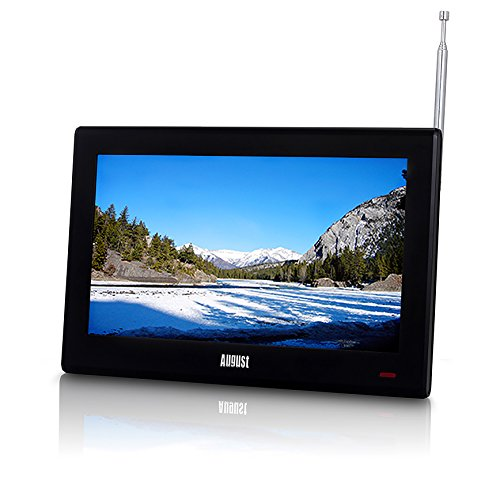 10″ Portable Freeview LCD TV