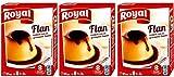 Spanischer Pudding (Zubereitungspulver) / Flan (polvo) - 186 gr - [Pack 3]