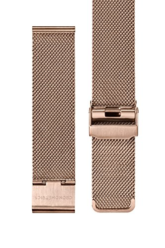 Milanese Mesh Armband Strap Rose Gold - Cronometrics